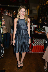 TATIANA HAMBRO at a party to celebrate the publication of Cartier's Panthere book at Maison Assouline, Picadilly, London on 7th September 2015