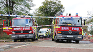 House destroyed after storm falling tree causes gas explosion