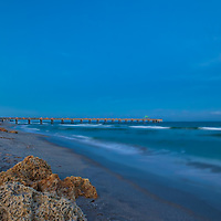 South Florida sunset photography of Deerfield Beach Fishing Pier and beach. This Florida fishing piers photography image is available as museum quality photography prints, canvas prints, acrylic prints or metal prints. Fine art prints may be framed and matted to the individual liking and decorating needs:<br /> <br /> https://juergen-roth.pixels.com/featured/deerfield-beach-international-fishing-pier-juergen-roth.html<br /> <br /> All Deerfield Beach International Fishing Pier Florida panorama photography photos are available for digital and print image licensing at www.RothGalleries.com. Please contact me direct with any questions or request.<br /> <br /> Good light and happy photo making!<br /> <br /> My best,<br /> <br /> Juergen<br /> Prints: http://www.rothgalleries.com<br /> Photo Blog: http://whereintheworldisjuergen.blogspot.com<br /> Twitter: @NatureFineArt<br /> Instagram: https://www.instagram.com/rothgalleries<br /> Facebook: https://www.facebook.com/naturefineart