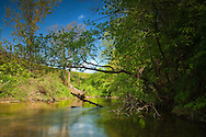 Rezovska river is a natural  border between Bulgaria and Turkey
