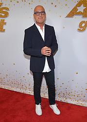August 15, 2018 - Los Angeles, California, USA - 8/14/18.Howie Mandel at ''America''s Got Talent'' Red Carpet event in Los Angeles, CA. (Credit Image: © Starmax/Newscom via ZUMA Press)