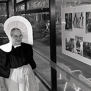 NLD/Huizen/19910924 - Expositie oude Huizer foto's in het VoorAnker Huizen