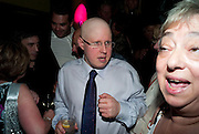 MATT LUCAS, Party after the opening of  'Prick Up Your Ear's'  at the Comedy theatre. Cafe de Paris. Leicester Sq. London. 30 September 2009