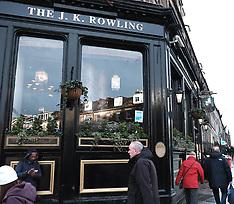 Pub Renamed for Art Installation | Edinburgh | 2 January 2017