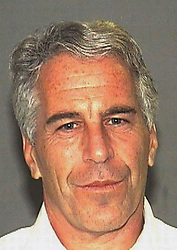 Picture of Jeffrey Epstein. Handout Photo by Palm Beach County Sheriff's Office/The Palm Beach Post/TNS/ABACAPRESS.COM