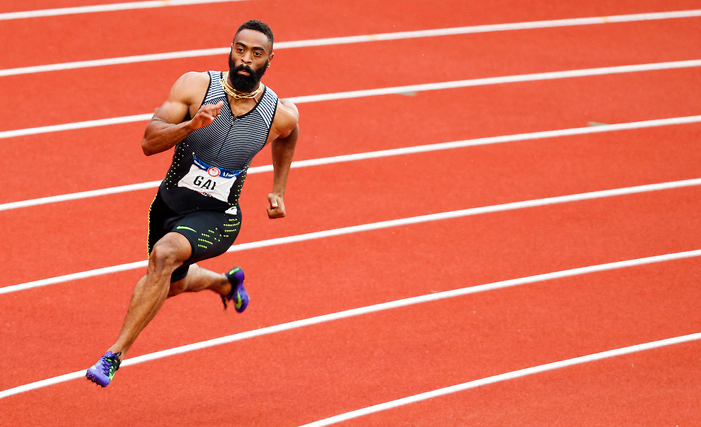 2016 U.S. Olympic Track and Field Trials at Hayward Field in Eugene, Ore., on Thursday, July 7, 2016. (Ryan Kang/The Register-Guard)