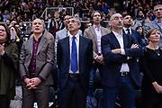 DESCRIZIONE : Trento Beko All Star Game 2016<br /> GIOCATORE : Federico Mangiacotti Fernando Marino Flavio Portaluppi<br /> CATEGORIA : Tifosi Pubblico Spettatori VIP<br /> SQUADRA : LegaBasket<br /> EVENTO : Beko All Star Game 2016<br /> GARA : Beko All Star Game 2016<br /> DATA : 10/01/2016<br /> SPORT : Pallacanestro <br /> AUTORE : Agenzia Ciamillo-Castoria/L.Canu