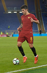 October 25, 2017 - Italy - during the Italian Serie A football match between A.S. Roma and F.C. Crotone at the Olympic Stadium in Rome, on october 25, 2017. (Credit Image: © Silvia Lor/Pacific Press via ZUMA Wire)