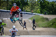 #313 (KIMMANN Niek) NED at Round 4 of the 2018 UCI BMX Superscross World Cup in Papendal, The Netherlands