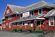 Samoa Cookhouse, Last lumbercamp cookhouse, Samoa, Humboldt County, CALIFORNIA