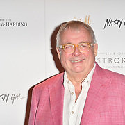 Christopher Biggins attends gala dinner and concert to raise money and awareness for the Melissa Bell Foundation and Style For Stroke Foundation.