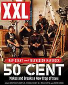 October 13, 2021 - WORLDWIDE: 50 Cent, BMF, Ghost, Raising Kanan, Force & Power Covers XXL Magazine