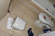 Home care and do it yourself. Fixing a toilet cistern at home