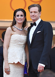 December 16, 2019, Cannes, France: File photo - Colin and Livia Firth attending the Loving Screeningat the Palais Des Festivals in Cannes, France on May 16, 2016, as part of the 69th Cannes Film Festival. British actor Colin Firth and his Italian wife Livia have separated after 22 years of marriage, according to the couple's publicists. (Credit Image: © Genin-Hahn-Marechal/Abaca via ZUMA Press)