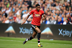 19 August 2017 -  Premier League - Swansea City v Manchester United - Marcus Rashford of Manchester United - Photo: Marc Atkins/Offside