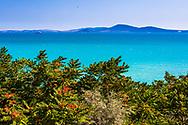 Black Sea coast of Burgas bay