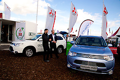 Mitsubishi Motors Ireland at The National Ploughing Championships 2014