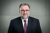 03 MAY 2021, BERLIN/GERMANY:<br /> Siegfried Russwurm, Praesident Bundesverband der Deutschen Industrie, BDI, und Aufsichtsratschef Thyssenkrupp, BDI, Haus der Wirtschaft<br /> IMAGE: 20210503-02-047