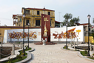 war memorial, us bombing, B52