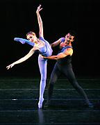 GASTON DE CARDENAS/EL NUEVO HERALD -- Member of the Arts Ballet Theater of Florida perform El Encuentro Sunday October 16, 2005