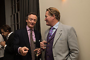 CHARLES MARSDEN-SMEDLEY; JAMES PEMBROKE, Party to celbrate the publication of ' Walking on Sunshine' 52 Small steps to Happiness' by Rachel Kelly. RSA. London. 9 November 2015