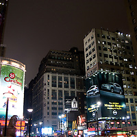 Buildings that surround Penn Station New York City