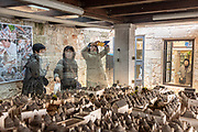 PUGLIA , ITALY, Alberobello, gift shop