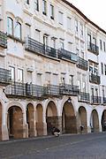 praca do giraldo square evora alentejo portugal