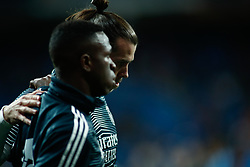 March 2, 2019 - Madrid, MADRID, SPAIN - Gareth Bale of Real Madrid and Vinicius Jr of Real Madrid during the spanish league, La Liga, football match played between Real Madrid and FC Barcelona at Santiago Bernabeu Stadium in Madrid, Spain, on March 02, 2019. (Credit Image: © AFP7 via ZUMA Wire)