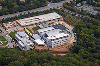 Aerial Photo of the Qiagen Campus in Germantown MD