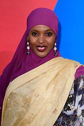 Edinburgh International Film Festival 2019<br /> <br /> A Girl From Mogadishu (International Premiere)<br /> <br /> Pictured: Ifrah Ahmed<br /> <br /> Alex Todd   Edinburgh Elite media