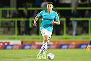 Forest Green Rovers Paul Digby(20) runs forward during the EFL Sky Bet League 2 match between Forest Green Rovers and Stevenage at the New Lawn, Forest Green, United Kingdom on 21 August 2018.