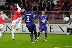 14-04-2010 VOETBAL: FC UTRECHT - FC GRONINGEN: UTRECHT<br /> Ricky van Wolfswinkel<br /> ©2010-WWW.FOTOHOOGENDOORN.NL