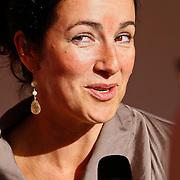 NLD/Utrecht/20100925 - NFF 2010, pemiere de Leugen, Groenlinks fractievoorzitter Femke Halsema