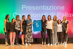 SARA ANZANELLO<br /> PRESENTAZIONE CAMPIONATO PALLAVOLO FEMMINILE SERIE A 2020-2021 A BERGAMO<br /> BERGAMO 15-09-2020<br /> FOTO FILIPPO RUBIN