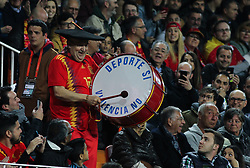 March 23, 2019 - Valencia, Valencia, Spain - Manolo el del Bombo of Spain in action during European Qualifiers championship, , football match between Spain and Norway, March 23th, in Mestalla Stadium in Valencia, Spain. (Credit Image: © AFP7 via ZUMA Wire)