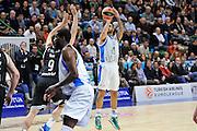 DESCRIZIONE : Eurolega Euroleague 2014/15 Gir.A Dinamo Banco di Sardegna Sassari - Real Madrid<br /> GIOCATORE : Brian Sacchetti<br /> CATEGORIA : Tiro Tre Punti<br /> SQUADRA : Dinamo Banco di Sardegna Sassari<br /> EVENTO : Eurolega Euroleague 2014/2015<br /> GARA : Dinamo Banco di Sardegna Sassari - Real Madrid<br /> DATA : 12/12/2014<br /> SPORT : Pallacanestro <br /> AUTORE : Agenzia Ciamillo-Castoria / Luigi Canu<br /> Galleria : Eurolega Euroleague 2014/2015<br /> Fotonotizia : Eurolega Euroleague 2014/15 Gir.A Dinamo Banco di Sardegna Sassari - Real Madrid<br /> Predefinita :