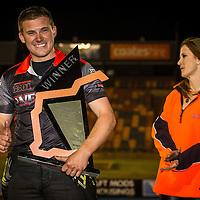 Shane Weston (3301) - Winner - Top Alcohol.