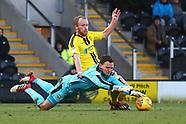 Burton Albion v Oxford United 020219