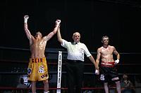 Boksing , 16 . juni 2007   Torrevieja i Spania om WBC<br /> tittelen Mediterranien Champion i lett weltervekt. , Geir Inge Jørgensen bokset mot franskmannen Fabrice Colombel