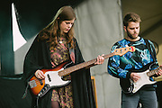 Photos of Mammút performing live at Secret Solstice Music Festival 2014 in Reykjavík, Iceland. June 21, 2014. Copyright © 2014 Matthew Eisman. All Rights Reserved