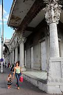 Woman and girl in Pinar del Rio, Cuba.