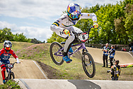 #6 (SAKAKIBARA Saya) AUS at Round 4 of the 2019 UCI BMX Supercross World Cup in Papendal, The Netherlands
