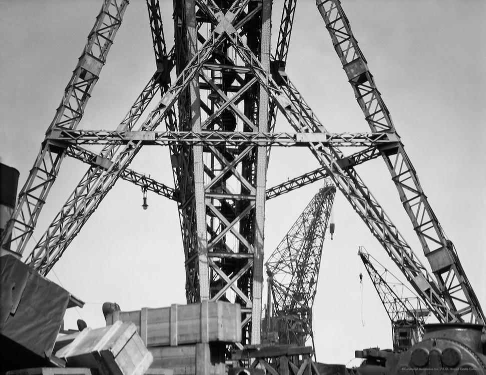 Shipyard, Dortmund, 1928