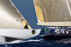08_023493 © Sander van der Borch. Porto Cervo,  2 September 2008. Maxi Yacht Rolex Cup 2008  (1/ 6 September 2008). Day 3.