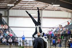 Heiland Jannik, GER, Dark Beluga, Lunger Rosiny Barbara<br /> World Equestrian Games - Tryon 2018<br /> © Hippo Foto - Stefan Lafrenz<br /> 22/09/18