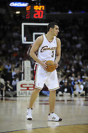 Sasha Pavlovic of Cleveland..The Miami Heat lost to the host Cleveland Cavaliers 84-76 at Quicken Loans Arena, April 13, 2008...