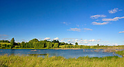 Węgorzewo, 2005-06-29. Mazurski krajobraz.