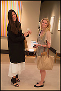 ELIZABETH SALTZMAN; CHARLEY GLOERFELT, Masterpiece London 2014 Preview. The Royal Hospital, Chelsea. London. 25 June 2014.