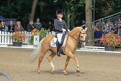 , Warendorf - Bundeschampionate 29.08. - 02.09.2012, Cyrill WE - Krause, Nadine